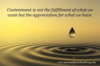 What I Learned This Week: Finding Contentment Where I Am
